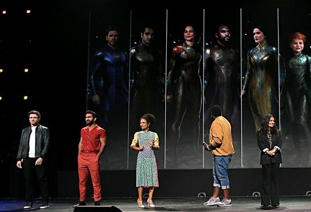 Marvel hé lộ dàn siêu anh hùng mới của vũ trụ điện ảnh hậu Thanos trong siêu bom tấn Eternals - Ảnh 7.