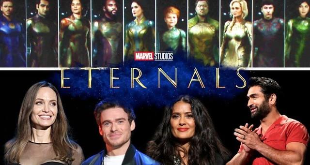 Marvel hé lộ dàn siêu anh hùng mới của vũ trụ điện ảnh hậu Thanos trong siêu bom tấn Eternals - Ảnh 3.