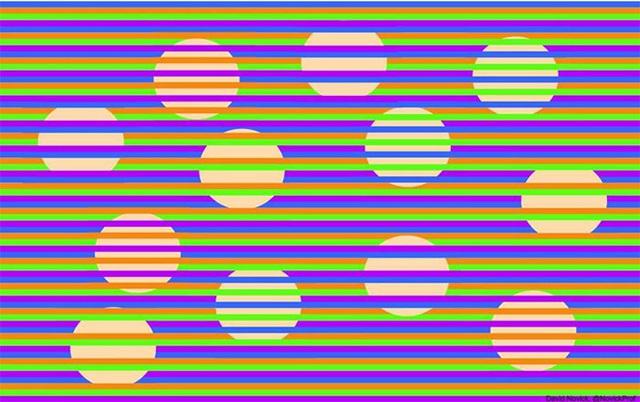 Bạn thấy những quả cầu này có màu sắc khác hẳn nhau? Thật ra chúng đều có cùng một màu - Ảnh 6.