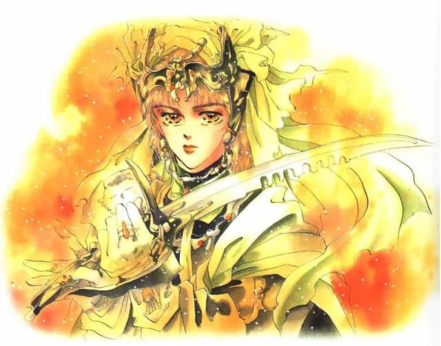 Top 4 nữ giả nam được yêu thích nhất trong thế giới manga, vẻ đẹp của họ khiến nhiều cô nàng muốn rụng trứng - Ảnh 1.