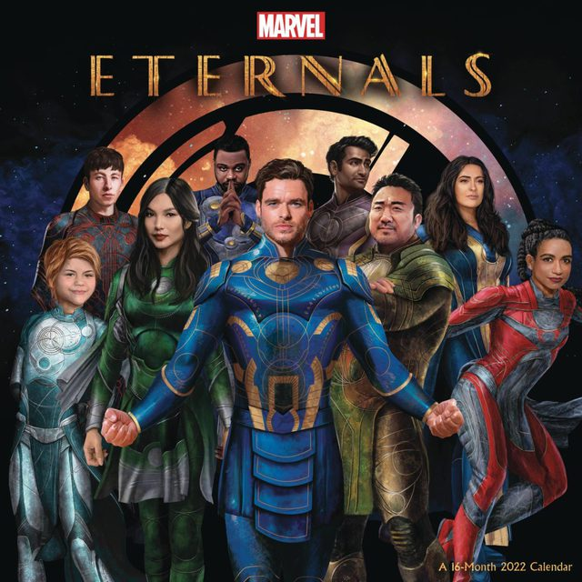 Chủng tộc bất diệt Eternals sẽ đem tới bất ngờ nào trong vũ trụ Marvel phase 4? - Ảnh 3.
