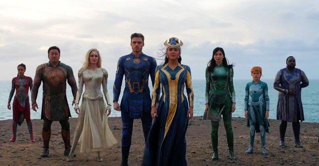 Chủng tộc bất diệt Eternals sẽ đem tới bất ngờ nào trong vũ trụ Marvel phase 4? - Ảnh 2.