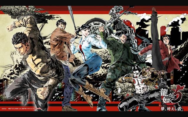 Luôn được so sánh với GTA, Yakuza có gì hay mà nhiều người phải trầm trồ, đánh giá là siêu phẩm? - Ảnh 1.