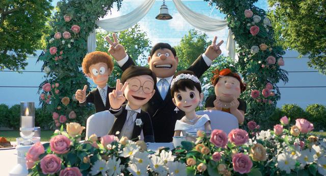 Năm ấy, Doraemon: Stand By Me đã khiến khán giả toàn cầu xúc động thế nào? - Ảnh 7.
