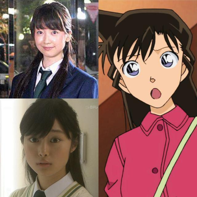 Ngắm nhan sắc dàn nữ chính trong anime phiên bản live action, ai cũng xinh hết nấc - Ảnh 1.