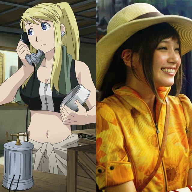 Ngắm nhan sắc dàn nữ chính trong anime phiên bản live action, ai cũng xinh hết nấc - Ảnh 2.