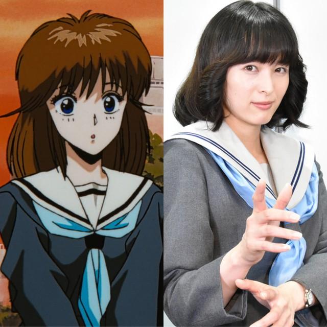 Ngắm nhan sắc dàn nữ chính trong anime phiên bản live action, ai cũng xinh hết nấc - Ảnh 5.