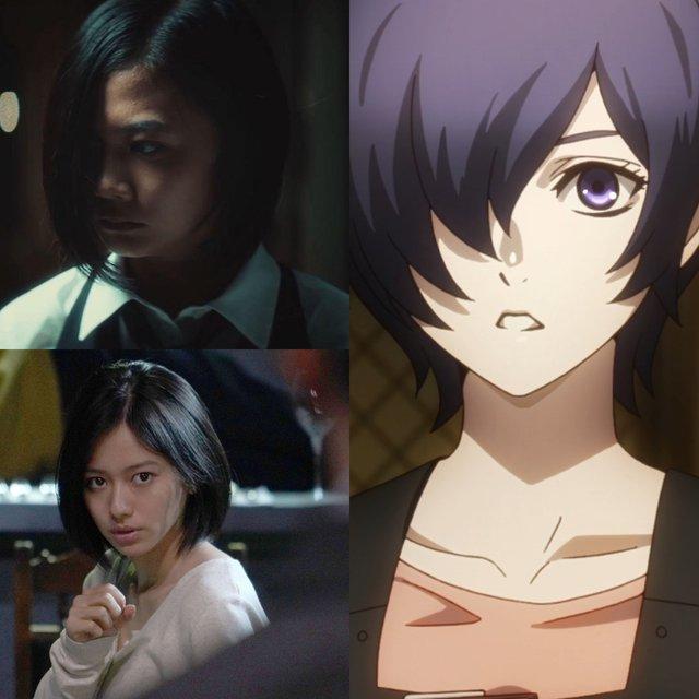 Ngắm nhan sắc dàn nữ chính trong anime phiên bản live action, ai cũng xinh hết nấc - Ảnh 7.