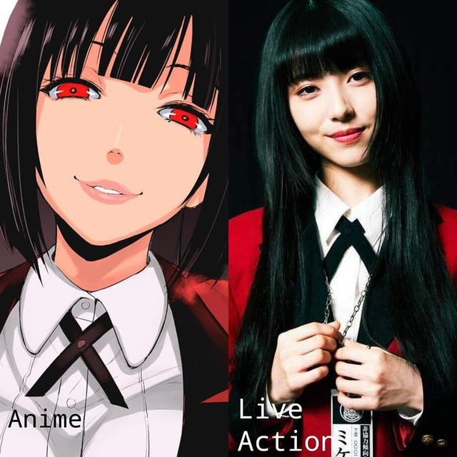 Ngắm nhan sắc dàn nữ chính trong anime phiên bản live action, ai cũng xinh hết nấc - Ảnh 15.
