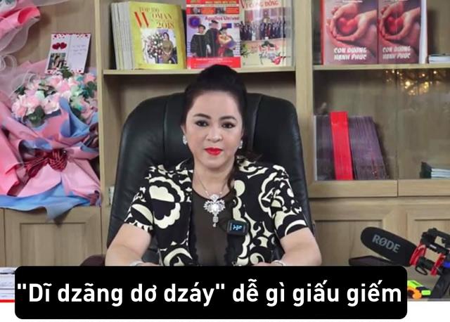 Điểm lại các phát ngôn ấn tượng của bà Phương Hằng trong livestream hot nhất đêm nay - Ảnh 1.