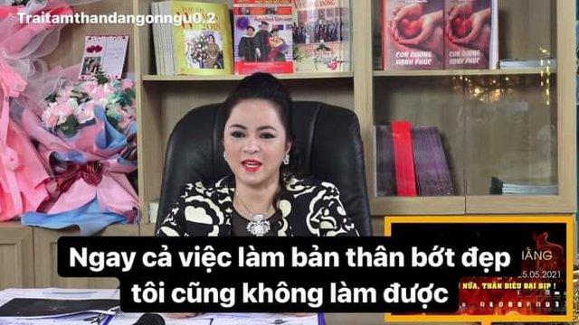 Điểm lại các phát ngôn ấn tượng của bà Phương Hằng trong livestream hot nhất đêm nay - Ảnh 3.