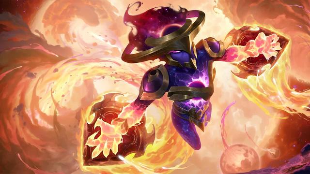 Phát sốt với 4 bộ skin mới trong Huyền thoại Runeterra, nhiều game thủ thắc mắc tại sao không ra mắt trên bản MOBA? - Ảnh 7.