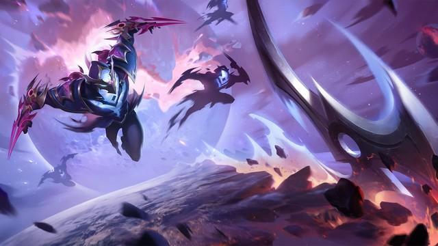 Phát sốt với 4 bộ skin mới trong Huyền thoại Runeterra, nhiều game thủ thắc mắc tại sao không ra mắt trên bản MOBA? - Ảnh 4.