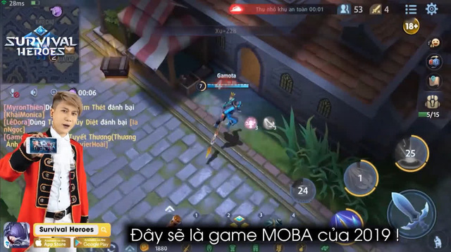 Số phận tựa game hiếm hoi Độ Mixi nhận lời quảng cáo, Vanh Leg thì nói là game Mobile của 2019 giờ ra sao? - Ảnh 2.