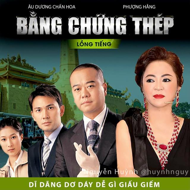 Sau buổi livestream kỷ lục, hàng loạt meme hài hước gọi tên bà Phương Hằng - Ảnh 9.