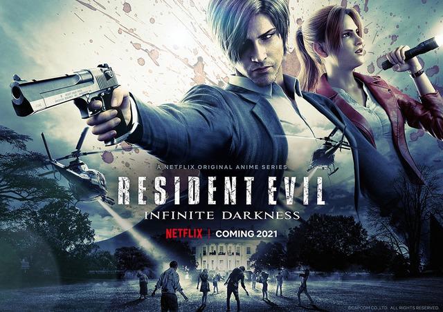Resident Evil: Infinite Darkness của Netflix sẽ mở rộng vũ trụ điện ảnh của RE như thế nào? - Ảnh 1.