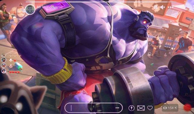 Chi tiết hình ảnh và kỹ năng của Dr. Mundo mới: Lại thêm một phiên bản siêu hút máu - Ảnh 4.