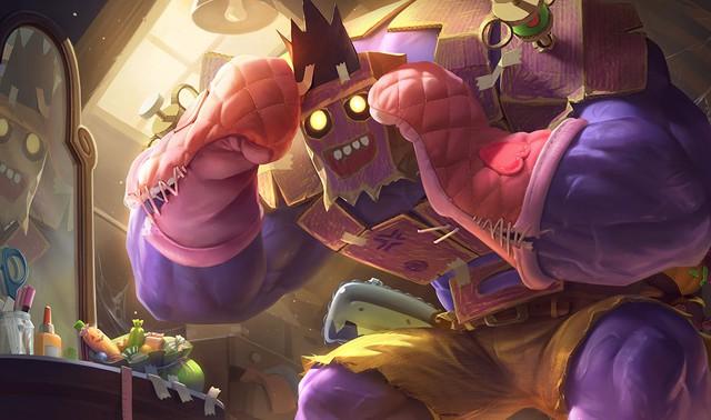 Chi tiết hình ảnh và kỹ năng của Dr. Mundo mới: Lại thêm một phiên bản siêu hút máu - Ảnh 6.