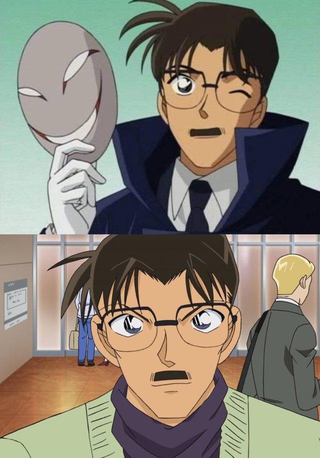 Điểm tất dàn nhân vật nam cực đỉnh trong Thám tử lừng danh Conan, vừa có tài - sắc, lại lắm tiền - Ảnh 5.