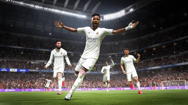 Xuất hiện trailer FIFA 22, đồ họa đỉnh cao, không phân biệt nổi đâu là thực, đâu là game - Ảnh 1.