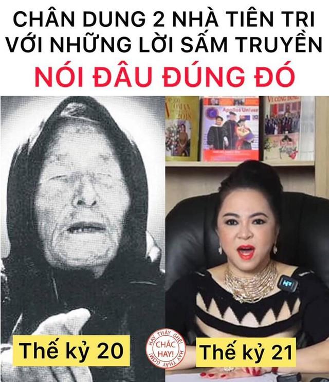 Sau buổi livestream kỷ lục, hàng loạt meme hài hước gọi tên bà Phương Hằng - Ảnh 11.