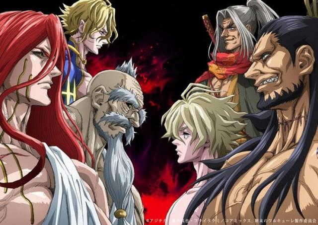 Top 6 anime lên sóng Netflix trong tháng 6 mà bạn không nên bỏ qua, Đại Chiến Nhân Thần là cái tên hấp dẫn nhất - Ảnh 4.