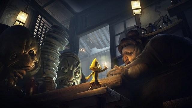 Little Nightmare: Tựa game kinh dị dành riêng cho fan cứng của Junji Ito - Ảnh 4.