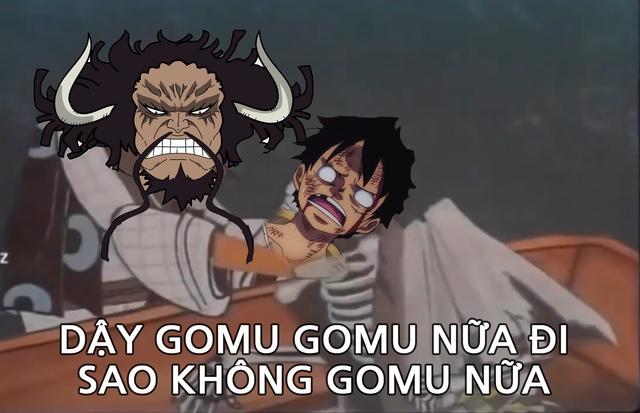 One Piece 1014: Các fan phấn khích trước cảnh Luffy rơi tự do xuống biển, Kaido thách thức main sao không gáy tiếp - Ảnh 2.