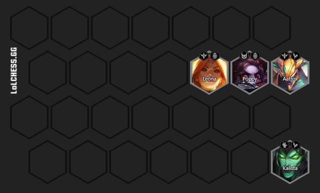 Đấu Trường Chân Lý: Tìm hiểu về team Thần Sứ mới cùng bộ đôi Riven - Nidalee gánh tạ siêu lực - Ảnh 2.