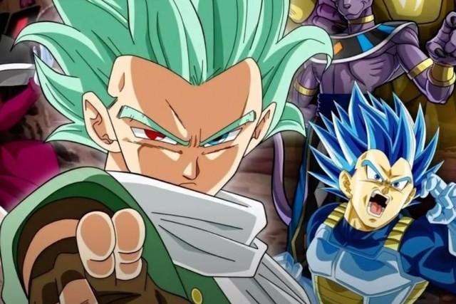 Liệu Granola có chạm trán với thám tử Vegeta sau khi đánh bại Goku trong Dragon Ball Super chap 73? - Ảnh 2.