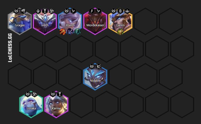 Đấu Trường Chân Lý: Tìm hiểu về team Thần Sứ mới cùng bộ đôi Riven - Nidalee gánh tạ siêu lực - Ảnh 6.