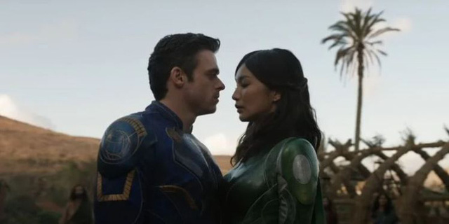 Soi trailer của The Eternals: Dàn siêu anh hùng với năng lực cực khủng nhưng thích ở ẩn, Thanos bón hành Avengers cũng mặc kệ - Ảnh 16.