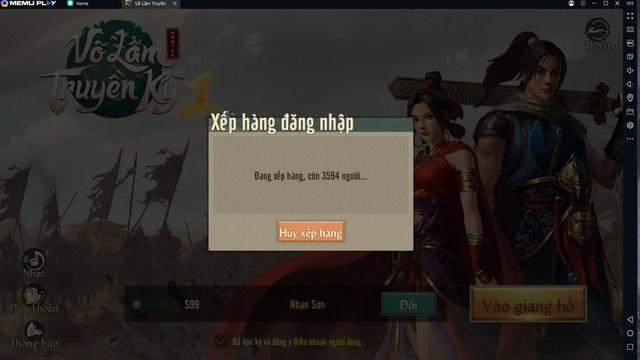 Gần 2 tháng, game thủ VLTK 1 Mobile vẫn phải xếp hàng, lý do vì vấn nạn này mà không server nào chịu nổi? - Ảnh 1.