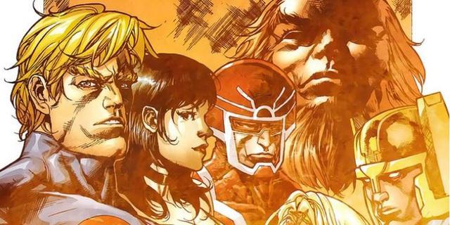 Tồn tại trên Trái Đất từ hàng nghìn năm trước nhưng tại sao các Eternals không giúp Avengers đánh bại Thanos trong Infinity War? - Ảnh 1.