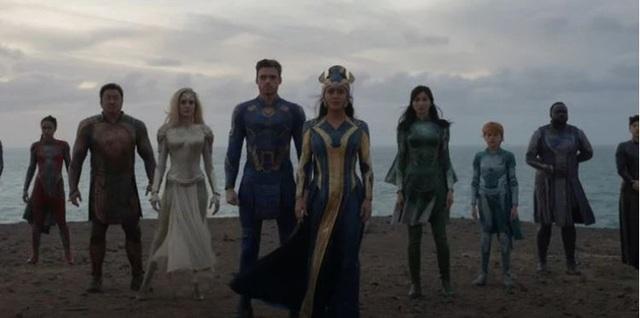 Tồn tại trên Trái Đất từ hàng nghìn năm trước nhưng tại sao các Eternals không giúp Avengers đánh bại Thanos trong Infinity War? - Ảnh 2.