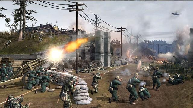 Nhanh tay tải ngay game huyền thoại Company of Heroes 2 đang miễn phí vĩnh viễn - Ảnh 1.