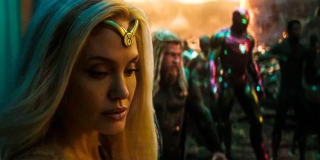 Hiểm họa mới còn nguy hiểm hơn cả Thanos xuất hiện và những chi tiết thú vị trong cốt truyện của Eternals - Ảnh 2.