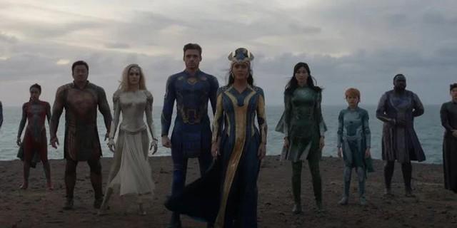 Hiểm họa mới còn nguy hiểm hơn cả Thanos xuất hiện và những chi tiết thú vị trong cốt truyện của Eternals - Ảnh 6.