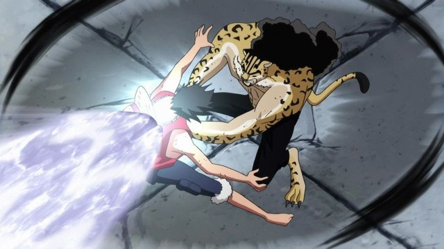 One Piece: Khám phá các kỹ thuật Rokushiki từng khiến băng Mũ Rơm phải chật vật trước timeskip - Ảnh 7.