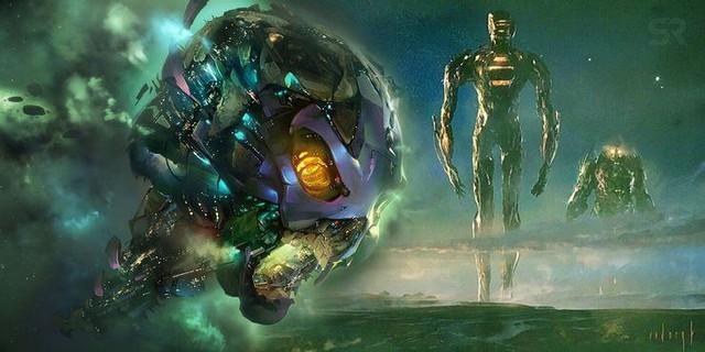 Hiểm họa mới còn nguy hiểm hơn cả Thanos xuất hiện và những chi tiết thú vị trong cốt truyện của Eternals - Ảnh 8.