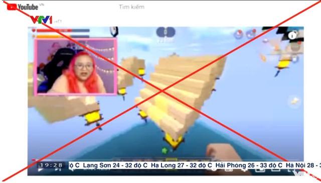 Hàng loạt kênh YouTube bị lên Thời sự VTV, có dấu hiệu vi phạm pháp luật và dấu chấm hết cho nhiều streamer - Ảnh 5.