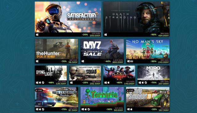 Steam mở đợt giảm giá cực sốc những bom tấn thế giới mở, game thủ mau mua về chơi hết hè này - Ảnh 2.