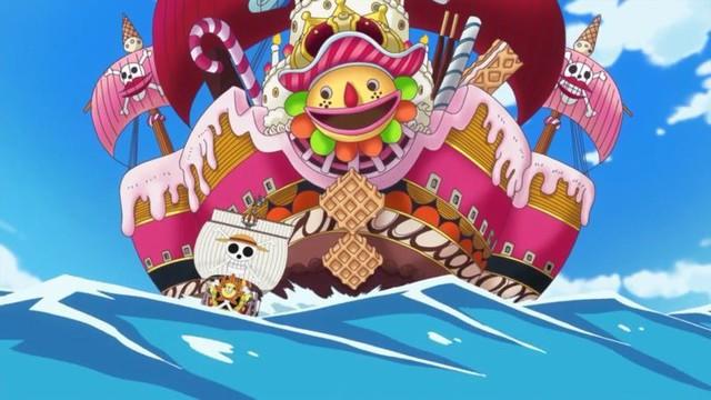 One Piece: Luffy rơi xuống biển, đối tượng nào có thể xuất hiện giải cứu main thoát khỏi hiểm nghèo? - Ảnh 4.