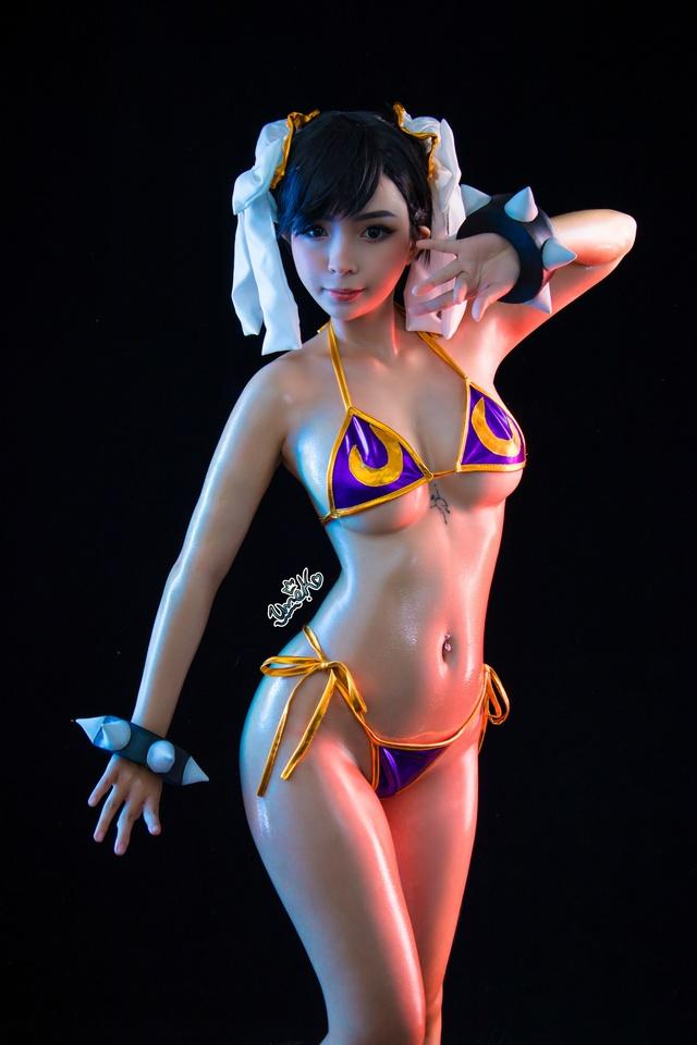 Gặp gỡ nữ cosplayer xinh đẹp UmekoJ: Khi Hóa thân vào các nhân vật manga-anime là một đam mê - Ảnh 9.