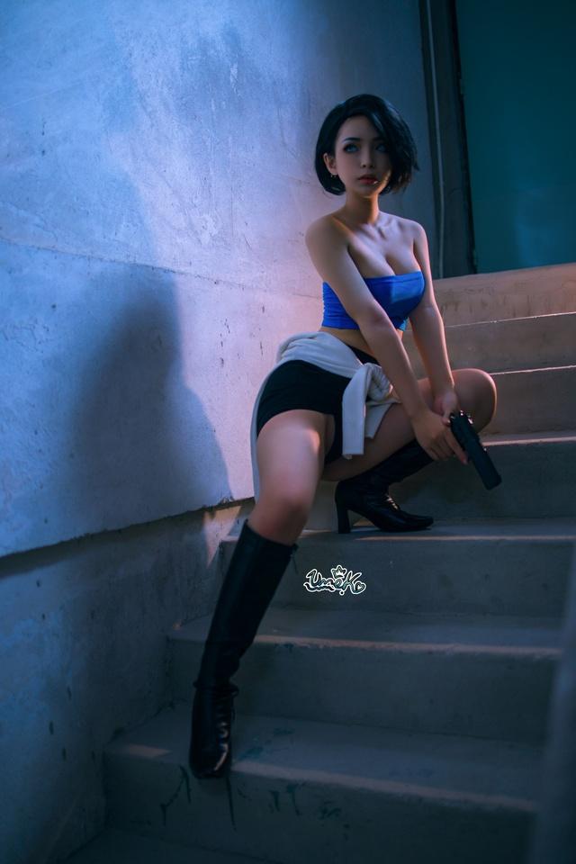 Gặp gỡ nữ cosplayer xinh đẹp UmekoJ: Khi Hóa thân vào các nhân vật manga-anime là một đam mê - Ảnh 5.