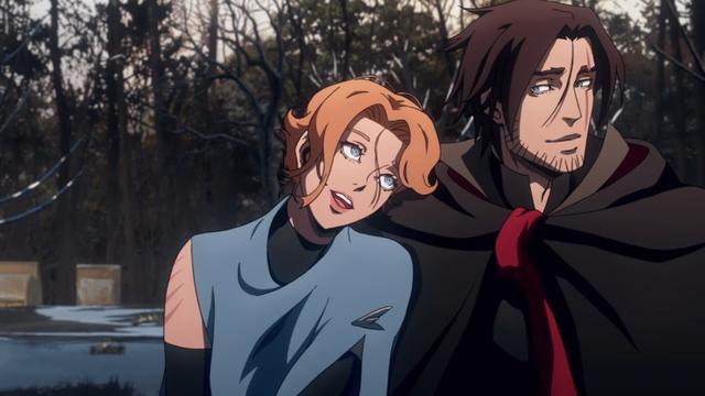 Netflix tung trailer season 4 của anime được chuyển thể từ game kinh điển rất được chờ đợi năm 2021 - Ảnh 2.