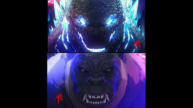 Cuộc chiến giữa Godzilla vs Kong sẽ có một phiên bản làm theo phong cách anime? - Ảnh 3.