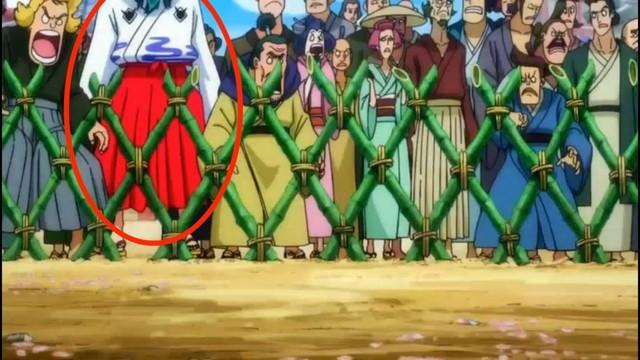 One Piece: Thật thú vị, con gái Kaido đã xuất hiện trong tập mới nhất của anime khi đến xem Oden bị xử tử - Ảnh 1.