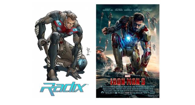 Marvel bị kiện vì đạo nhái trang phục Iron Man ngay trước thềm sinh nhật 13 tuổi của MCU - Ảnh 2.