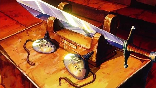 Dù Dragon Ball có ít loại vũ khí nhưng đây là 5 thanh kiếm mà nhóm chiến binh Z đã sử dụng - Ảnh 2.